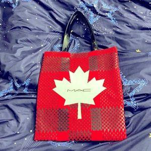 M.A.C Cosmetics Canada tote bag